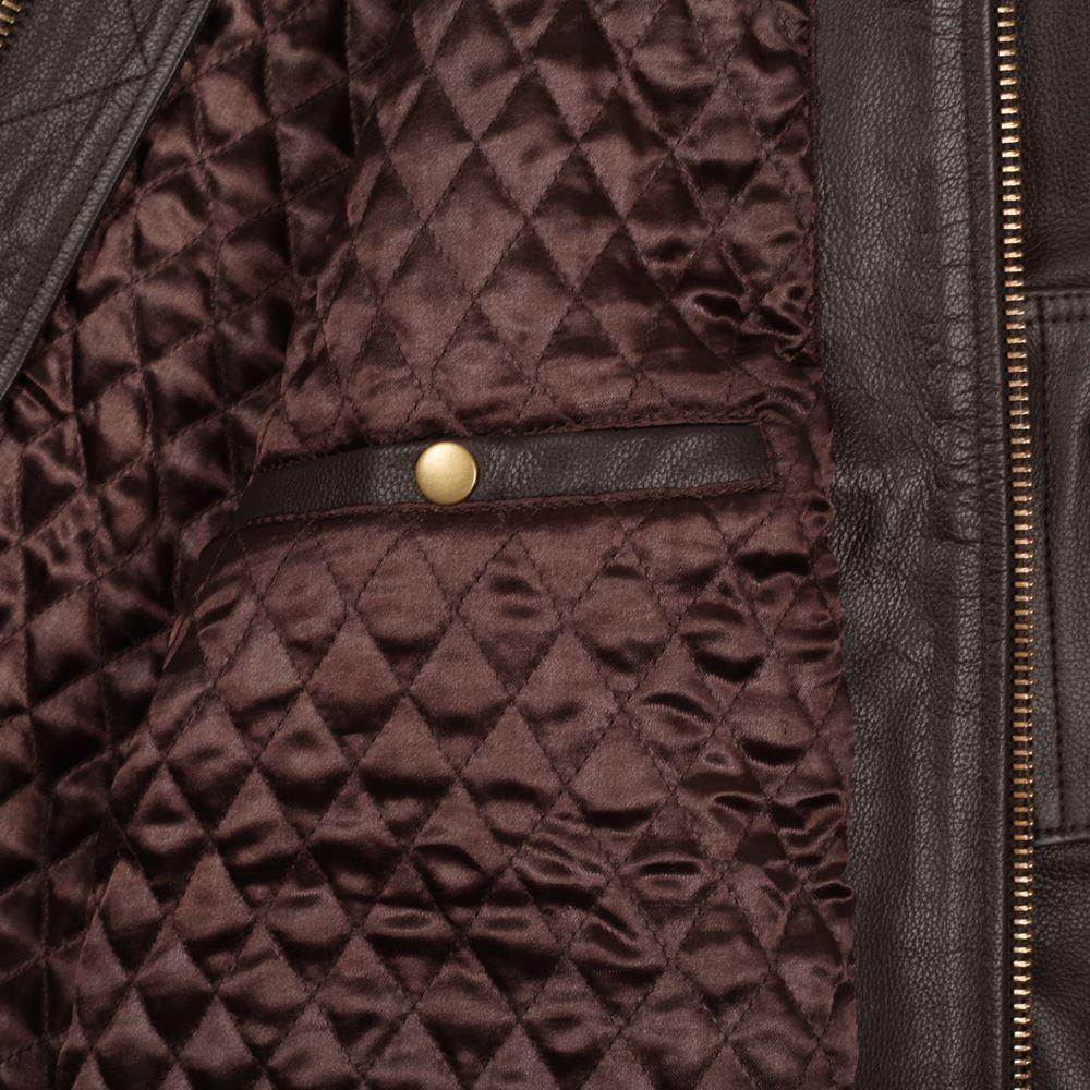 Fine Jacket Inc Alpha Industries Leather Ma 1 Flight