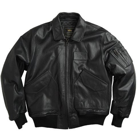 Fine Jacket Inc Alpha Industries Leather Cwu 45 P Flight