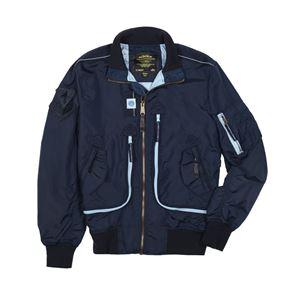 Picture of Richardson Flight Jacket Replica Blue