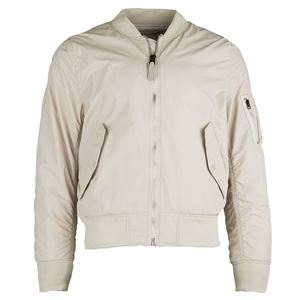 Picture of Alpha Industries L-2B Scout Light Weight Flight Jacket Vintage White