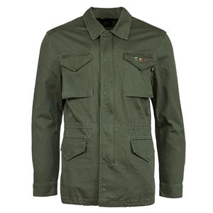 Picture of Alpha Industries Revival Light Weight Field Coat Olive