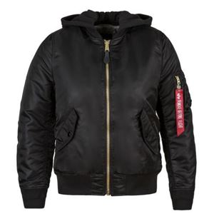 Picture of ALPHA INDUSTRIES WOMEN'S MA-1 NATUS JACKET