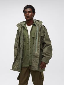 Picture of Alpha Industries M-65 Field Coat  Olive